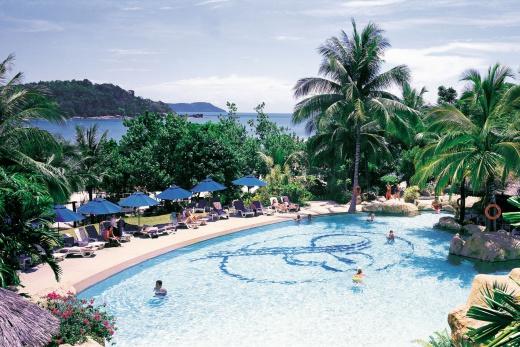 Berjaya Langkawi Beach Resort bazén