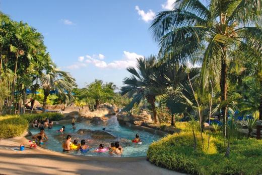 Berjaya Langkawi Beach Resort dětský bazén