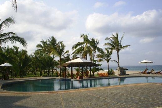 Sunny Paradise Resort - bazén 2