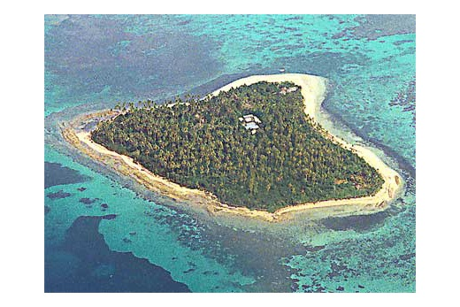 Fafa Island Resort ostrov