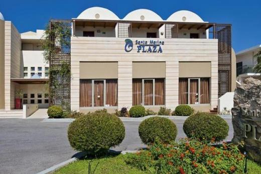 Santa Marina Plaza