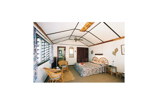 Sandy Beach Resort interier bungalovu