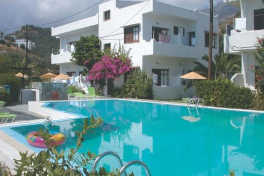 Studia Apollon s novým bazénem