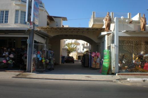 Živé letovisko Agia Marina