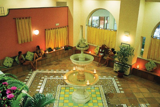 Komplex Antares - hotel Olimpo