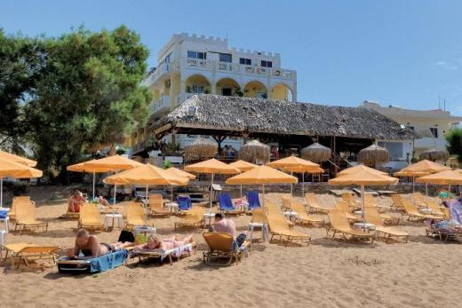 Hotel GALINI BEACH