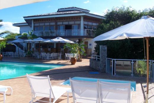 Le Sakouli Hotel bazén