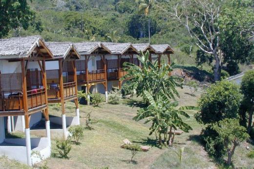 Le Sakouli Hotel bungalovy