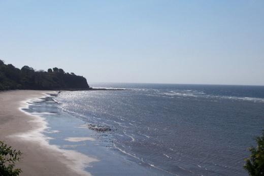 Le Sakouli Hotel pláž