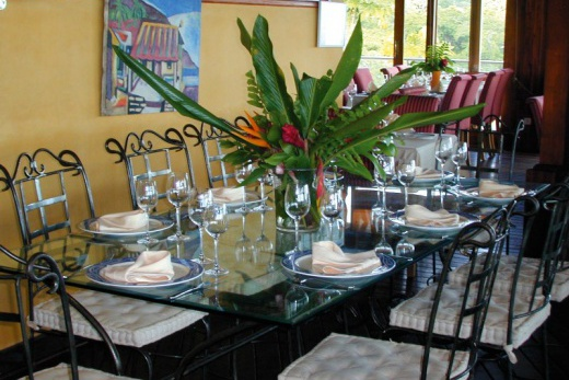Le Sakouli Hotel restaurace