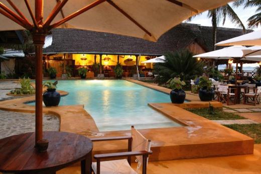 Nosy Be Hotel bazén