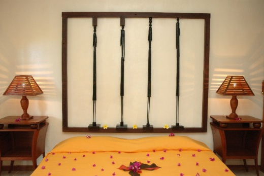 Nosy Be Hotel standard pokoj
