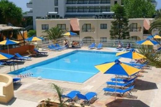 Melissi Beach Hotel