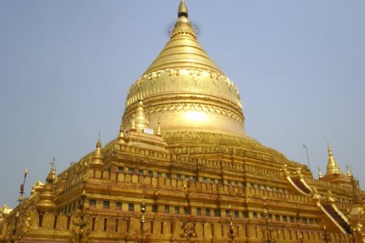 Program poznávacího zájezdu zlatá pagoda