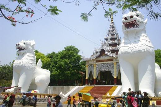 Program poznávacího zájezdu Mandalay