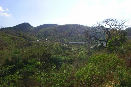 Program poznávacího zájezdu Mandalay cesta k jezeru v Inle
