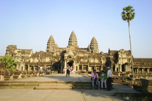 Kambodža - Phnom Penh - Siem Reap  - Sihanoukville