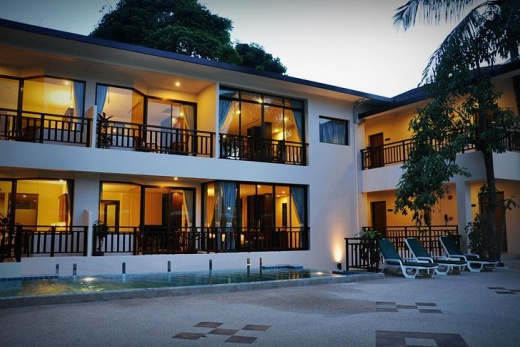 Patong Lodge