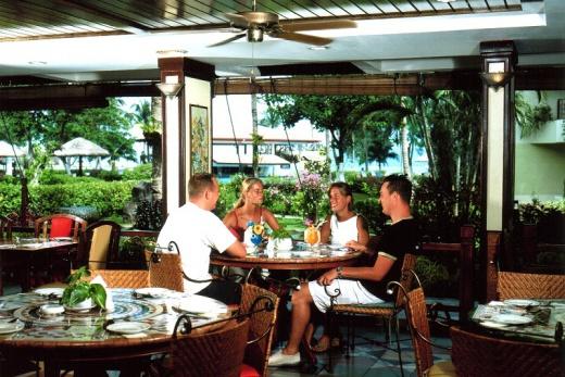 Holiday Villa Langkawi restaurace