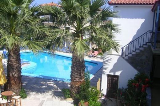 Villa Anaxos Garden