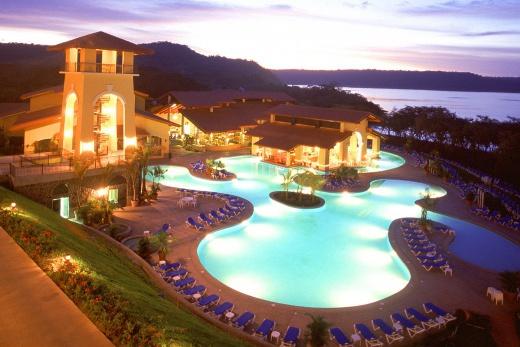 Occidental Allegro Papagayo večerní bazén