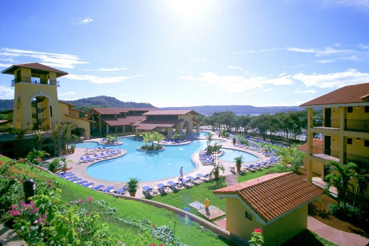 Occidental Allegro Papagayo bazén