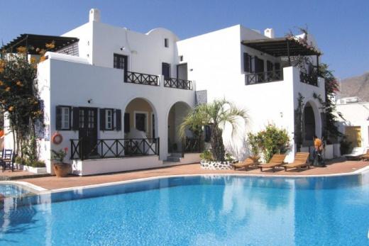 Aparthotel Kouros Village