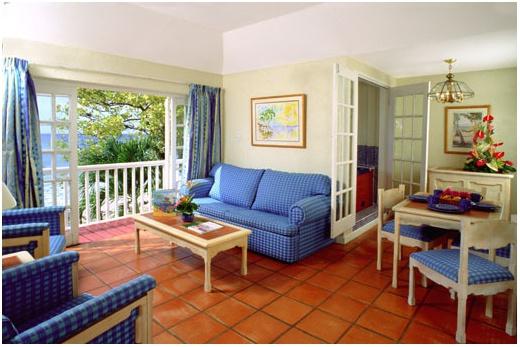 Divi Heritage ocean front suite
