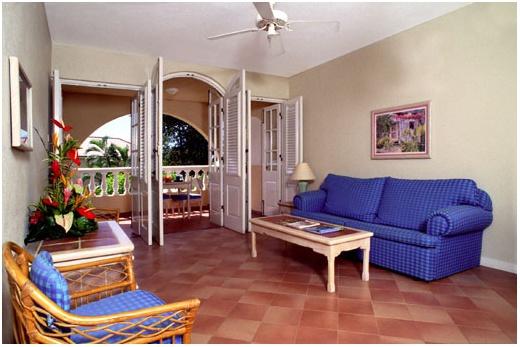 Divi Heritage jednopokojová suite