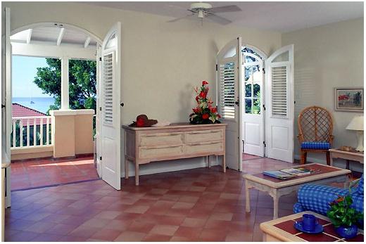 Divi Heritage deluxe suite
