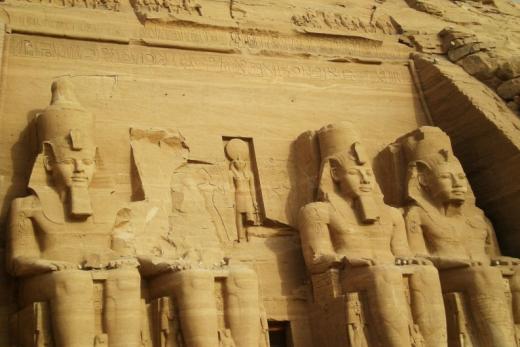 Poznávací zájezd do země Faraonů