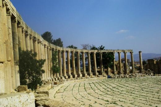 Velká cesta Izraelem Jordánskem a Egyptem
