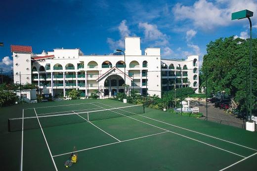 Breezes Montego Bay tenis
