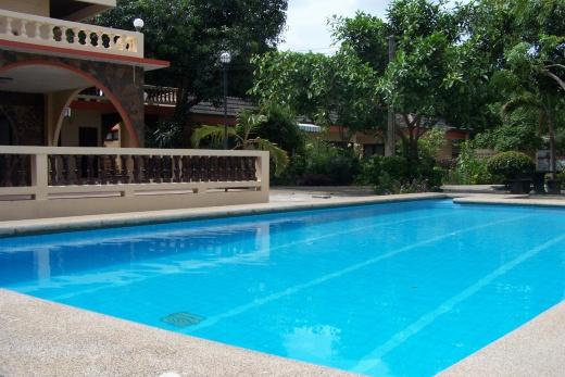 Prima Villa bazén