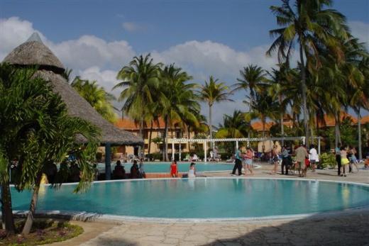 Arenas Doradas bazén