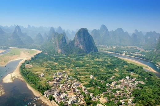 Velká cesta jižní Čínou přes Hongkong