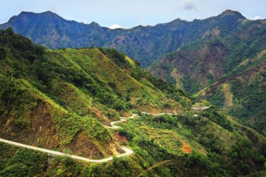 Ostrovy ohnivého kruhu + (ne)čínský Taiwan