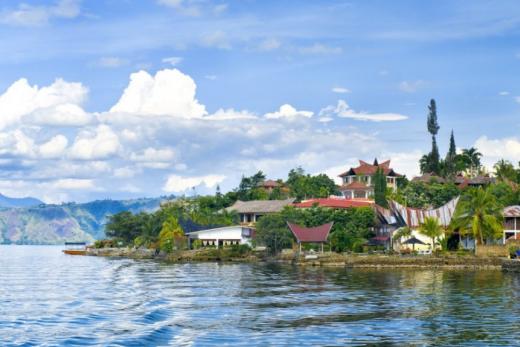 Malajsie - Sumatra