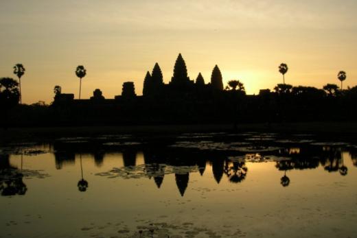 Hory a moře Thajska + Kambodža - Angkor wat