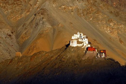 Hory a kláštery Ladakhu