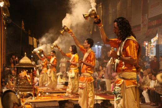 Cesta do Indie a Nepálu