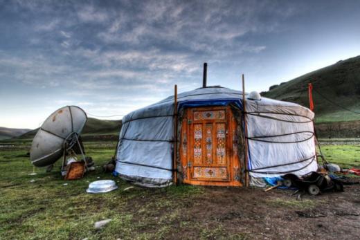 Mongolsko - země pastevců