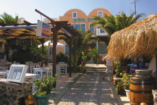 Sea Side Hotel & Apartament