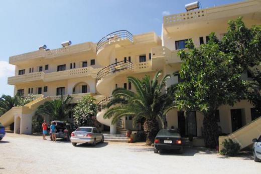 Studia & Apartmány Falassarna Beach