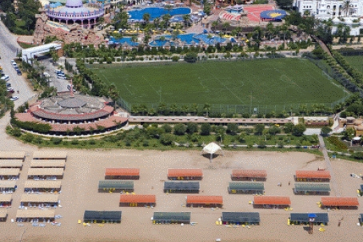 Kamelya  World Holiday Village