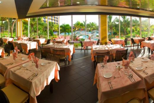 Barcelo Solymar Bungalovy restaurace