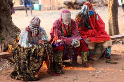 Tajemství Západní Afriky