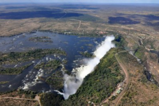 Národní parky jihu Afriky