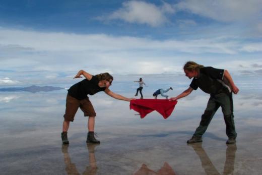 Bolívie velký okruh