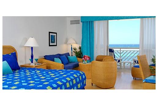 Carina Bay Resort nadstandardní pokoj